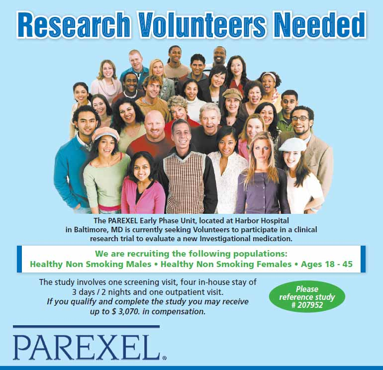 Healthy Volunteer Study - JBR Clinical Research