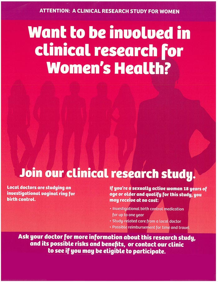 clinical research studies paper