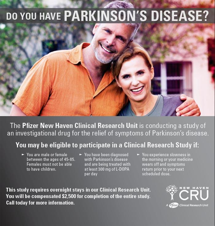 Dating parkinsons patients