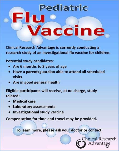 essay on flu shots